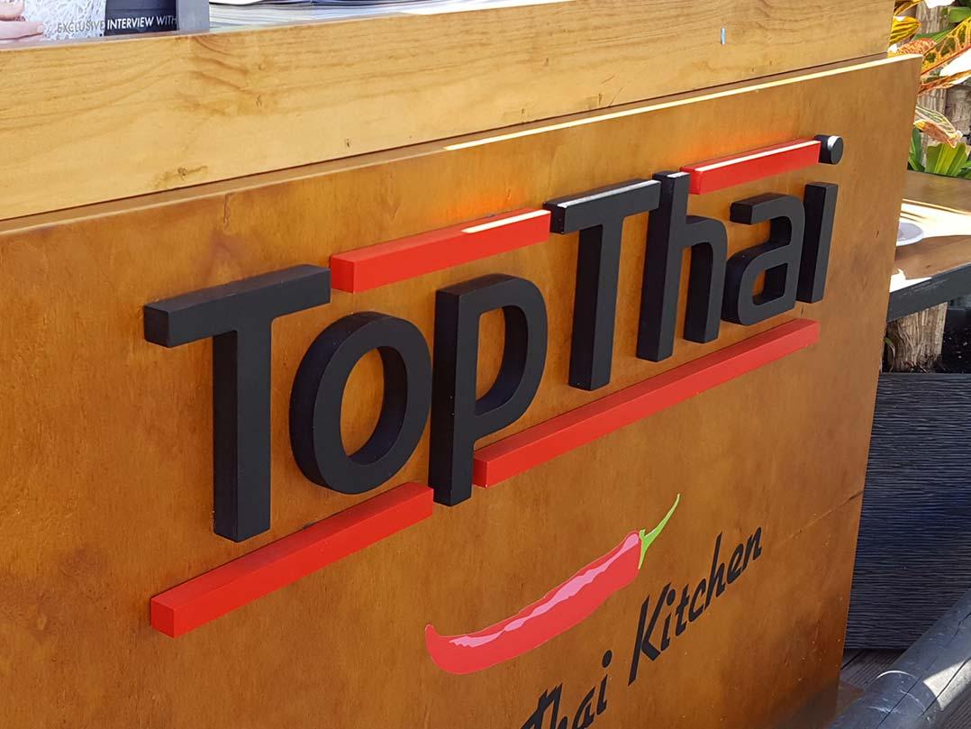 Letras Corporeas De Pvc - Top-thai