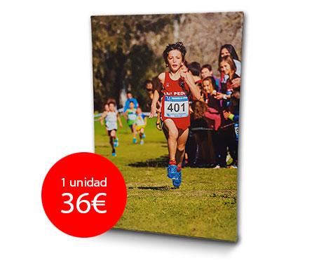 Oferta Lienzo impreso 36 euros